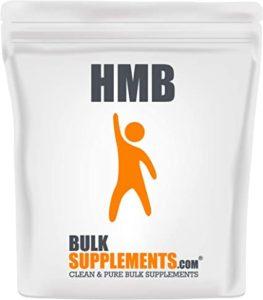 HMB Supplement Reviews: BulkSupplements Pure HMB Powder